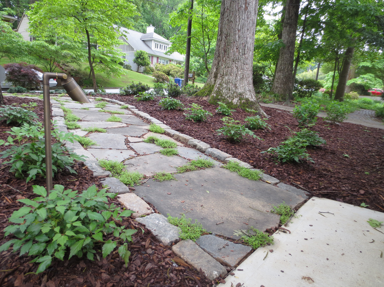 Mooney design studio landscape design atlanta ga for Garden design studio